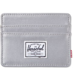 Herschel Supply Co. Silver 3M Charlie Cardholder Picture