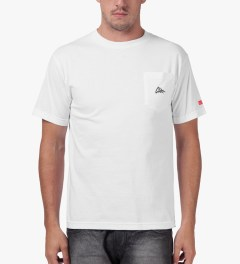CLSC White CLSC T-Shirt Model Picutre