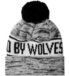 Raised by Wolves White Bruno Toque Beanie Model Picture