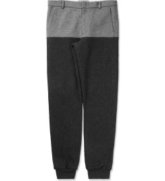 Still Good Grey Two Tone Neo Jazz Jogger Pants Picture