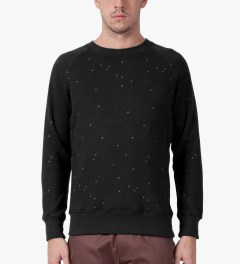 Publish Black Irons Crewneck Sweater Model Picture