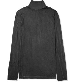 SILENT Damir Doma Charcoal Tinemsi Turtle Neck Shirt Picture