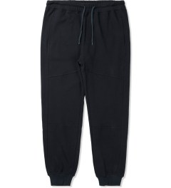 Shades of Grey by Micah Cohen Navy Lounge Pants Picture