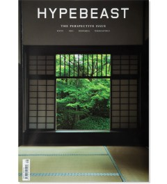 Hypebeast Magazine Issue 8: The Perspective Issue Picutre