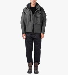 ACRONYM® Silver Melange J1A-LP Jacket Model Picutre