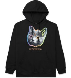 Odd Future Black OFWGKTA Tron Cat Hoodie Picture