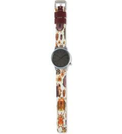 KOMONO Entomology Wizard Print Watch Model Picutre