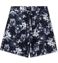 HUF Black Floral Boardshorts Picture