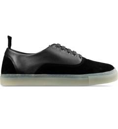 SILENT Damir Doma Black Falcata Shoes Picture