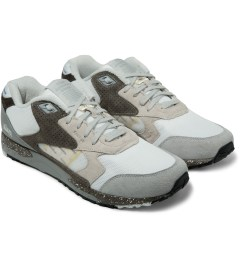 Reebok Garbstore x Reebok Trek Grey/White M43011 Baseball Classic GS Inferno Shoes Model Picture