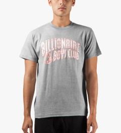 Billionaire Boys Club Grey SMRJ T-Shirt Model Picture
