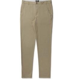 HUF Khaki Fulton Chino Pants Picture