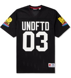 Undefeated Black Bad Sport Jersey Picture