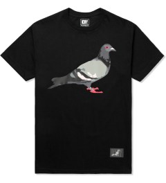 ICNY Staple x ICNY Black Design S/S Pigeon T-Shirt Picture