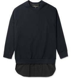 3.1 Phillip Lim Midnight Tail Pullover L/S Shirt Picutre
