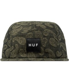 HUF Tobacco Paisley Volley Cap Picture