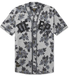10.Deep Heather Grey Stealing Home Jersey Picutre