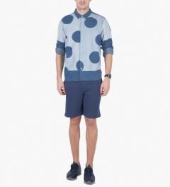 P.A.M. Denim Polke Thru Shirt Model Picture