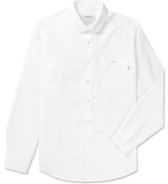 Patrik Ervell White Oxford Shirt Picutre