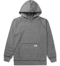 U.S. Alteration Grey AS14 Long Sleeve Plain Grey Hoodie Picutre