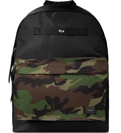 Head Porter Camo Zephyr Day Pack Picutre