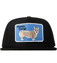 DOG LTD. Black Welsh Corgi Cap Picture