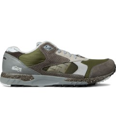 Reebok Garbstore x Reebok Trek Grey/Green M43010 Baseball Classic GS Inferno Shoes Picture