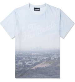 The Hundreds White Fog T-Shirt Picture