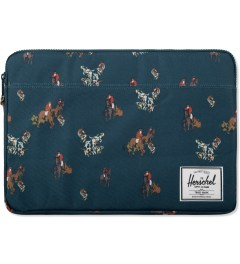 "Herschel Supply Co. Hunt Anchor 15"" Macbook Sleeve Case Picture"