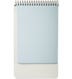 POSTALCO Light Blue Pingraph A6 Notebook Model Picutre