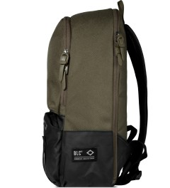 BLC Khaki Civitas Backpack Model Picture
