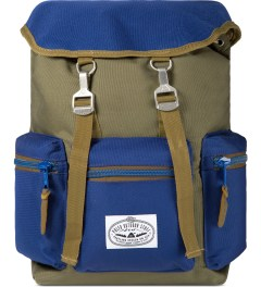 Poler Olive/Navy Roamers Pack Backpack Picture
