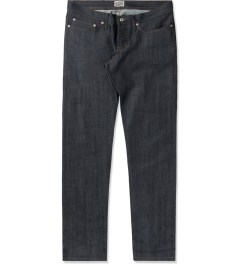 Naked & Famous Indigo WeirdGuy Selvedge Jeans Picture
