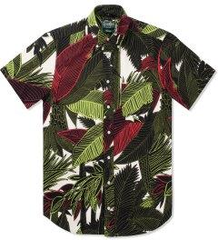 Gitman Bros. Vintage Multicolor Print Bahia S/S Shirt Picutre