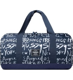 Stussy Navy Stussy x Herschel Supply Co. Cities Large Duffle Bag Picture