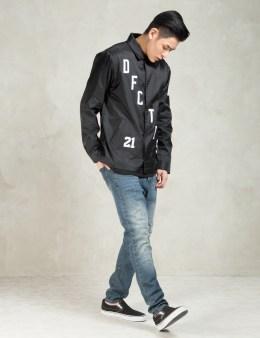UNDEFEATED Black Defectors Coaches Jacket Picture