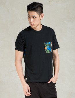 WHIZ Black Shemagh T-Shirt Picture