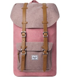 Herschel Supply Co. Rust Crosshatch Classics Little America Backpack Picutre