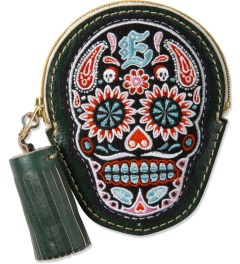EOTOTO Green Big Tassel Fancy Coin Case Picture
