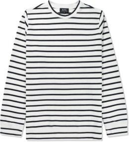 A.P.C. Dark Navy Kelibia Sweater Picture