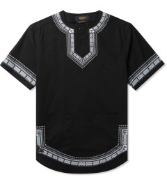 10.Deep Black DVSN Dashiki Shirt Picture