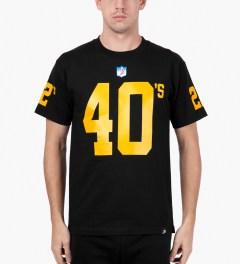Primitive Black/Gold 40's & 22's T-Shirt Model Picture