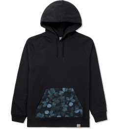 Carhartt WORK IN PROGRESS Monsoon Night Print Bicolor Hoodie Picutre