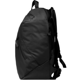 P.A.M. Black Pam x Crumpler Mutant Rock Backpack Model Picture