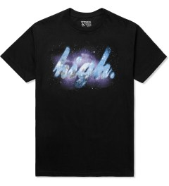 Odd Future Black High Galaxy T-Shirt Picture