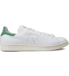 adidas Originals Raf Simons x Adidas Green/White Stan Smith Sneakers Picture