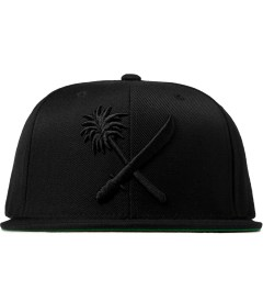 Us Versus Them Black Crosscut FA14 Cap Picture