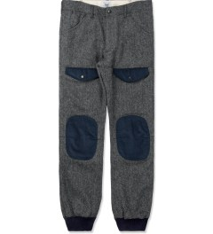 Mark McNairy Navy Higgins Pants Picture