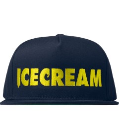 ICECREAM Navy Ice Logo Cap Picutre