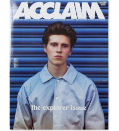 Acclaim Issue #33 - The Explorer Issue Picture